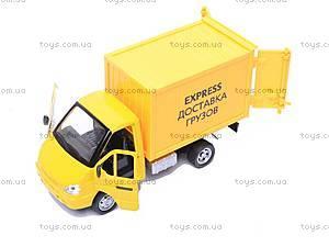 Музыкальная машина «Доставка грузов», 9077-E, фото