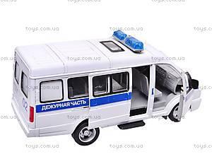 Музыкальная машина «Микроавтобус», 9098-D, купить