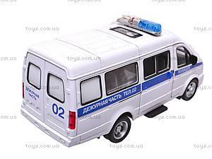Музыкальная машина «Микроавтобус», 9098-D, фото