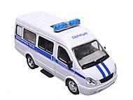 Музыкальная машина «Микроавтобус», 9098-D, отзывы