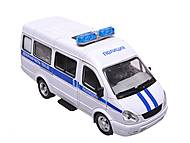 Музыкальная машина «Микроавтобус», 9098-D