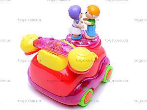 Музыкальная машина с телефоном, FW-273, купить