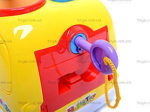 Музыкальная машина-сортер, GP2111, іграшки