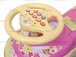 Музыкальная машинка «Автошка», 013117R,U07, toys.com.ua