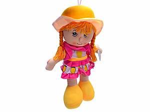 Музыкальная мягкая кукла в шляпе, 1R14-6R14