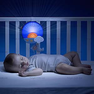 Музыкальная панель на кроватку Sunset, голубая, 06992.20, отзывы