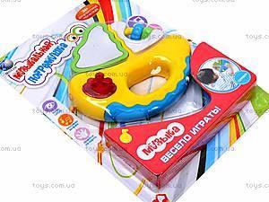 Музыкальная погремушка, 5400-15A/17A, игрушки