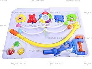 Музыкальная погремушка-карусель, 8501-3, игрушки