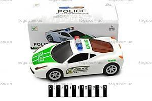 Музыкальная полицейская машина, 1287