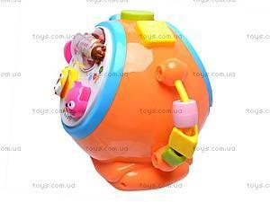 Музыкальная развивающая игрушка «Барабашка», BA2002, фото