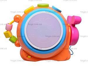 Музыкальная развивающая игрушка «Барабашка», BA2002, отзывы