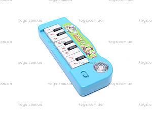 Музыкальная развивающая игрушка «Орган», T8802A/B8802A, фото