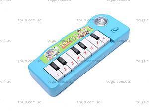 Музыкальная развивающая игрушка «Орган», T8802A/B8802A