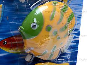 Музыкальная рыбалка, 6 рыбок, 2165A, цена