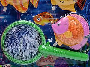 Музыкальная рыбалка, 6 рыбок, 2165A, игрушки