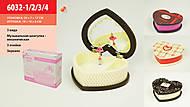 Музыкальная шкатулка для девочек «Сердце», 6032-1234, купить