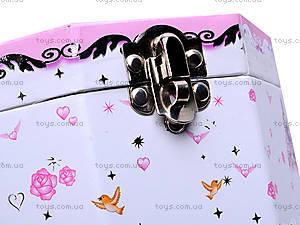 Музыкальная шкатулка с лошадью, FH-040, фото