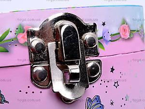 Музыкальная шкатулка «Сердце», с балериной, BT-C-042, купить