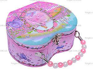 Музыкальная шкатулка-сумочка, BT-C-043, купить
