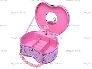 Музыкальная шкатулка-сумочка, BT-C-043, фото