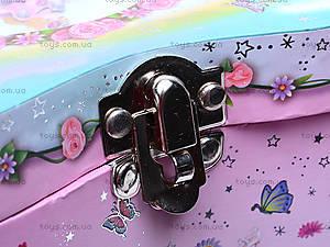 Музыкальная шкатулка-сумочка, BT-C-043, цена