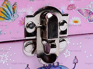 Музыкальная шкатулка сумочка-сундучок, BT-C-049, цена