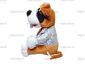 Музыкальная собачка-повторюха, CL1506B, цена