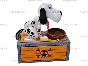 Музыкальная собака-копилка «Шарик», 2068, купить