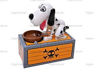 Музыкальная собака-копилка «Шарик», 2068