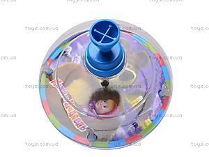 Музыкальная светящаяся юла, CQS788, фото