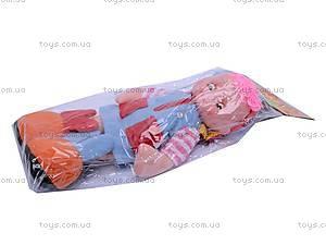 Музыкальная тактильная кукла «Пуговка», 080205, отзывы