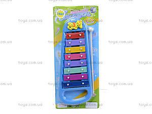 Музыкальная игра «Ксилофон», 990613519, игрушки