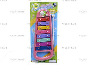Музыкальная игра «Ксилофон», 990613519, детские игрушки