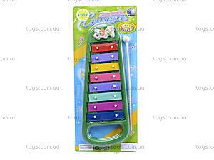 Музыкальная игра «Ксилофон», 990613519, магазин игрушек