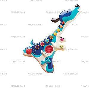 Детская музыкальная игрушка «Пес-гитарист», BX1206Z, купить