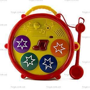 Музыкальная игрушка «Ба-ра-Бум», PD28FY, купить