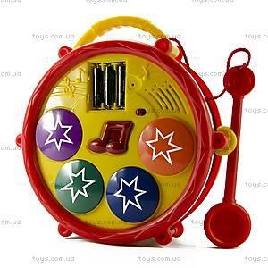 Музыкальная игрушка «Ба-ра-Бум», PD28FY