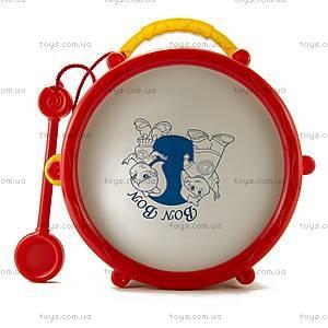 Музыкальная игрушка «Ба-ра-Бум», PD28FY, фото