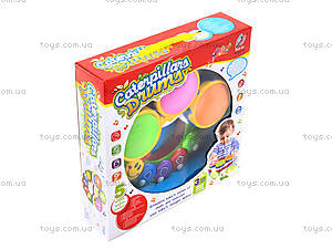 Музыкальная игрушка для детей «Барабан», 2216A-33, цена