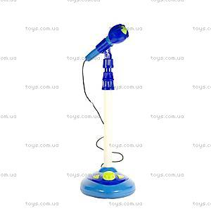 Музыкальная игрушка для детей «Микрофон», R60, купить