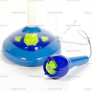 Музыкальная игрушка для детей «Микрофон», R60, фото
