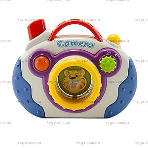 Музыкальная игрушка для детей «Мини-камера», 8807-9, отзывы
