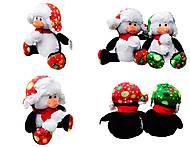 Музыкальная игрушка для детей «Пингвин в шапке», 1449026, фото