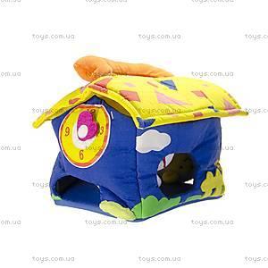 Музыкальная игрушка для детей «Теремок», TER0\M, фото