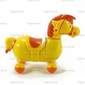 Музыкальная игрушка для детей «Веселая лошадка», 209, купить