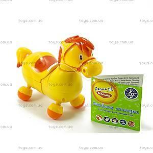 Музыкальная игрушка для детей «Веселая лошадка», 209