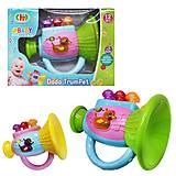 """Музыкальная игрушка """"Дудочка"""" Changhuida Toys (6886), 6886, отзывы"""