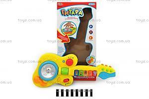 Музыкальная игрушка «Гитара», 7319