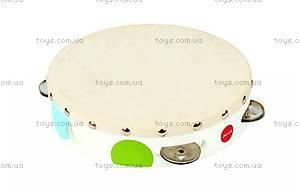 Музыкальная игрушка Конфетти «Бубен», J07601, купить