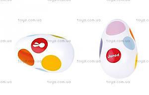 Музыкальная игрушка Конфетти «Звонкие яйца», J07611, купить